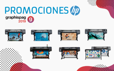 Super promoción HP Graphispag