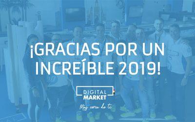 Gracias por un increíble 2019
