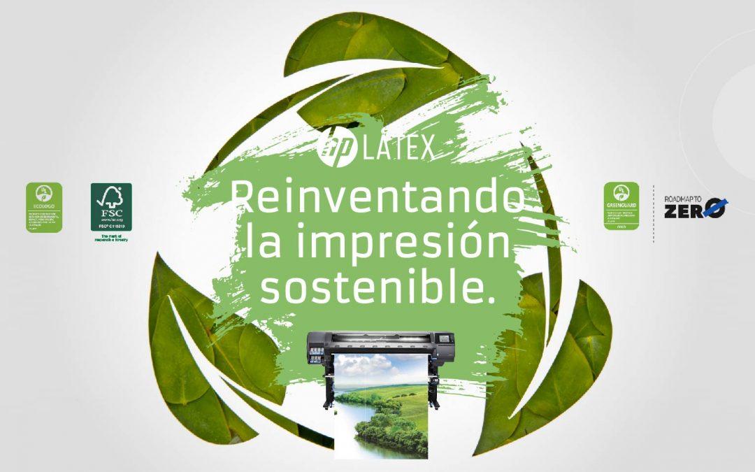 Ventajas de la impresión sostenible